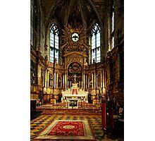 St. Pierre Church, Avignon, France Photographic Print