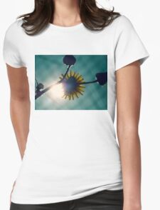 ©NS Native Sun IA Womens Fitted T-Shirt