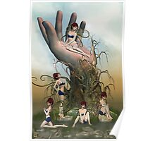 Their Hand To God Poster