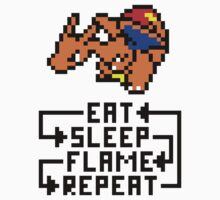 Charizard used Flame Wheel Kids Clothes