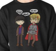 Merlin & Arthur Pullover