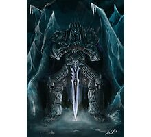 The Lich King Photographic Print