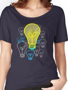 Bright idea Women's Relaxed Fit T-Shirt