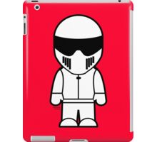 The Stig - Just the Stig iPad Case/Skin