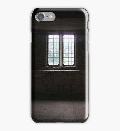 Castle Window - Helmsley Castle iPhone Case/Skin