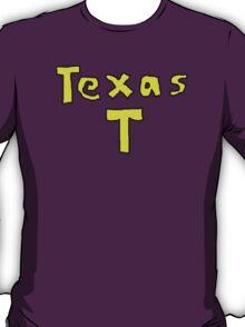 Texas T T-Shirt