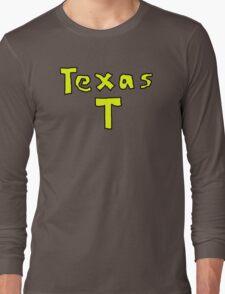 Texas T Long Sleeve T-Shirt