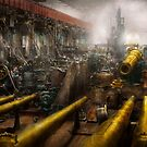 STEAMPUNK - War - We are ready by Mike  Savad