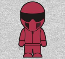 The Stig - Pink Stig One Piece - Long Sleeve
