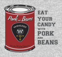 Weezer - Pork and Beans Kids Clothes
