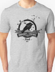 Bioshock Infinite - Murder of Crows Vigor shirt T-Shirt