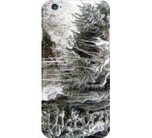 frozen needles iPhone Case/Skin