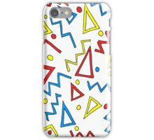 Shapes Pattern iPhone Case/Skin