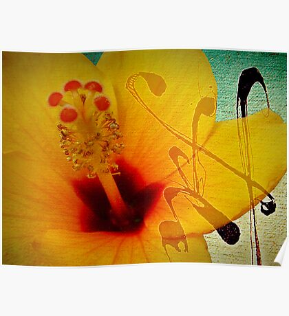The flower... Poster