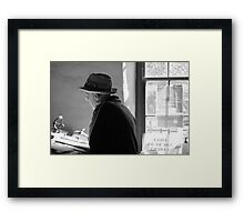 Millwright Framed Print
