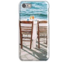 seating for two iPhone Case/Skin