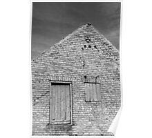 Brick Barn Poster