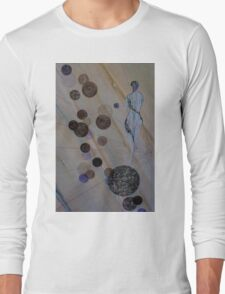 Within Reach Figurative Michaela Miller Artist Long Sleeve T-Shirt