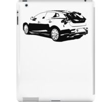 Volvo V40 2013 iPad Case/Skin