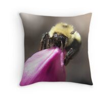 Can I Fit! Throw Pillow