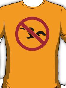 No Seagulls T-Shirt