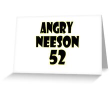 ANGRYNEESON52 - Clash Of Clans 2015 Greeting Card