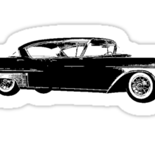 1957 Cadillac Sticker