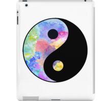 Pastel Ying Yang iPad Case/Skin