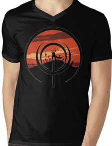 The Unlimited Bladeworks Mens V-Neck T-Shirt
