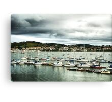 Conway HDR Canvas Print