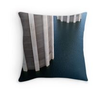 Hoover Intake Throw Pillow