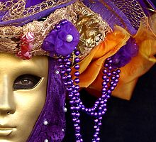 Purple Velvet by VeniceCarnival