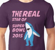 Super Bowl Star The Shark Unisex T-Shirt