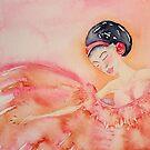 Ana 'Le Ballerine Piccoline' © Patricia Vannucci 2008  by PERUGINA