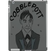 Oswald Cobblepott iPad Case/Skin