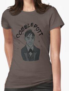 Oswald Cobblepott Womens Fitted T-Shirt