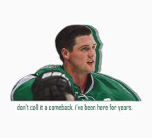 Jamie Benn; Don't Call it a Comeback by ryleyminihan