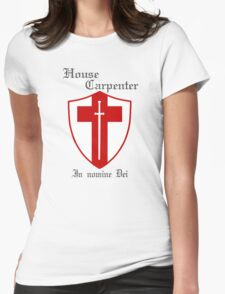 House Carpenter - Michael Womens Fitted T-Shirt