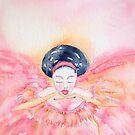 Piccola 'Le Ballerine Piccoline'  © Patricia Vannucci 2008  by PERUGINA