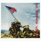 US Marine Corps - Iwo Jima by Ryan Houston