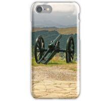 Guns and Flowers, Shipka, Bulgaria iPhone Case/Skin