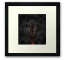 """She's Back"" Framed Print"