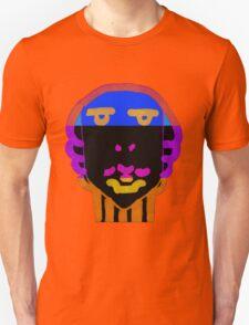 vivid face Unisex T-Shirt