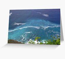 Sea fascination Greeting Card