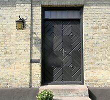 Black Door by Kathleen Brant