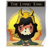 Lying King Poster