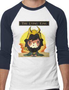 Lying King Men's Baseball ¾ T-Shirt