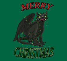Toothless - Merry Christmas Unisex T-Shirt