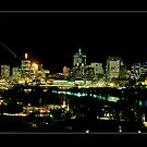 Brisbane City From QCA by Paul Cotelli