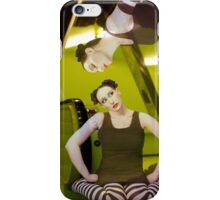 The De-escalating Dream - Self Portrait iPhone Case/Skin